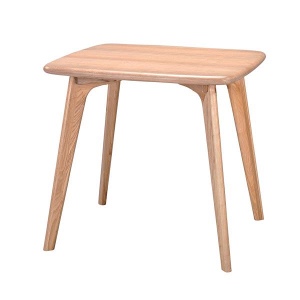 テーブル 【ダイニングテーブル LC-816T】食卓机 コンパクトサイズ 正方形 4本脚 丈夫 80サイズ 北欧風 【送料無料】