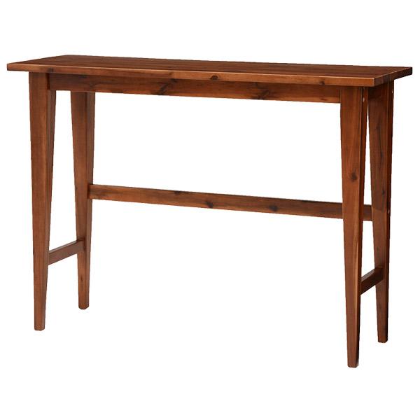 コンソールテーブル【VCT-7253】ASIAN UMBER ハイテーブル バーテーブル カフェテーブル バーカウンター