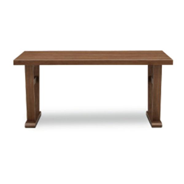 団らん 150テーブル ダイニング 長方形 リビング 単品 ダイニングテーブル DANRAN 食卓テーブル ダンラン