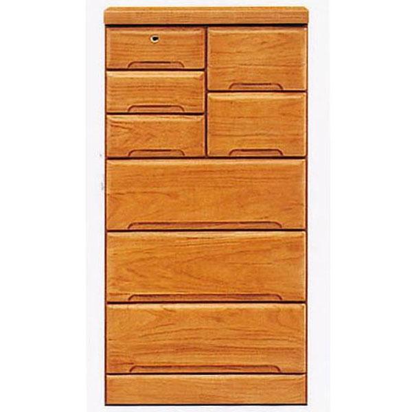 【送料無料】 チェスト 5段 タンス 収納 【ベスト2】 60サイズ 5段 チェスト 表面材 天然木桐材 【収納 タンス】
