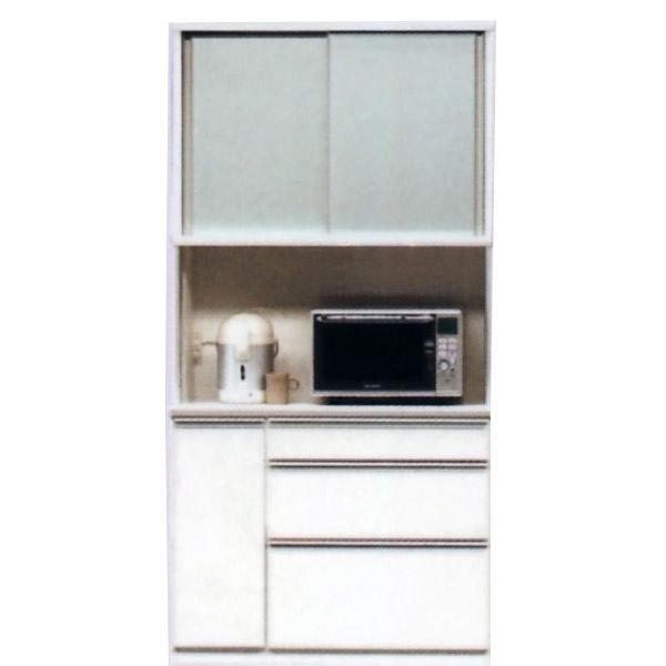 レンジボード【トト】1000H-A(クローズ) 松田家具