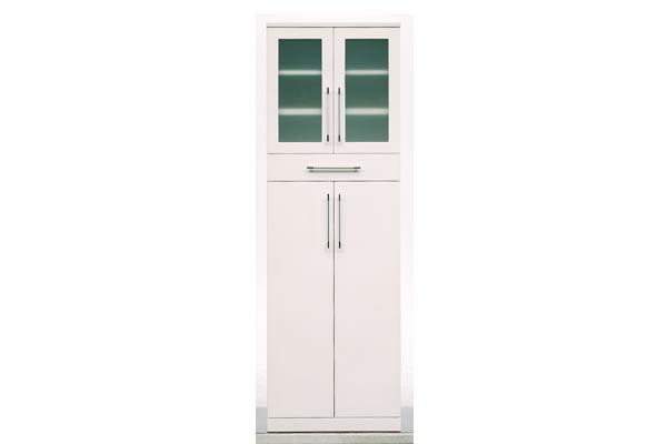ダイニングボード 【シロップ 60DB】 食器棚 木製 キッチン 収納棚 台所 ダイニング収納家具 【送料無料】