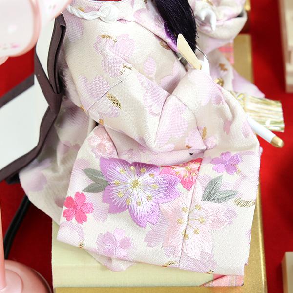お買い物マラソン 7 19 20時~お得なクーポン ポイントアップ 雛人形 ひな人形 衣裳着 ケース飾り マンション ケース入り4jLc3qS5AR