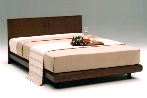 ベッド 通気性抜群 山波型すのこベッド 【IPB-PFB-138】 【Sサイズ】 【bed】 bed 【送料無料】
