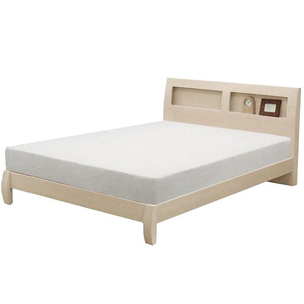 ベッド ワイドダブル 小宮付き すのこベッド 【IPB-MFI-075 ゼウス】【WDサイズ】【bed】【激安ベッド】【送料無料】
