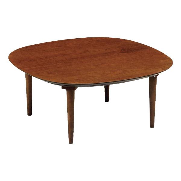 国産座卓 正方形サイズ 正方形座卓 【ジーノ 継脚付 60】 テーブル リビングテーブル 日本製 【送料無料】