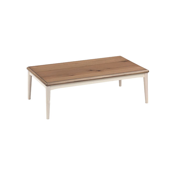 こたつテーブル 長方形 テーブル 【エイミー 120 O-002】 120cm幅 家具調こたつ コタツ リビングテーブル 炬燵 暖卓