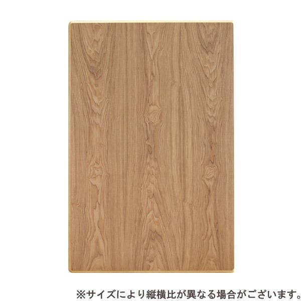 天板 長方形 天板のみ テーブル板 こたつ板 こたつ用天板 (こたつ板・タモ 120)