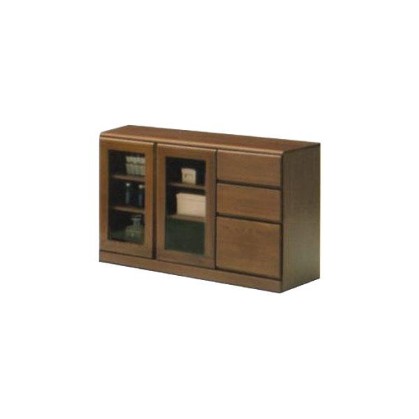 120 サイドボード(H) 【 Nペガサス 】 リビングボード 収納家具