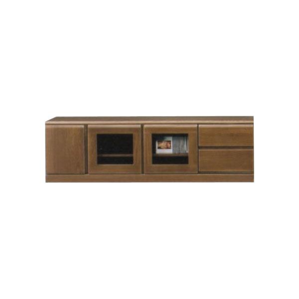 150 ローボード(L) 【 Nペガサス 】 リビングボード 収納家具 TVボード てれび台 TV台 【送料無料】
