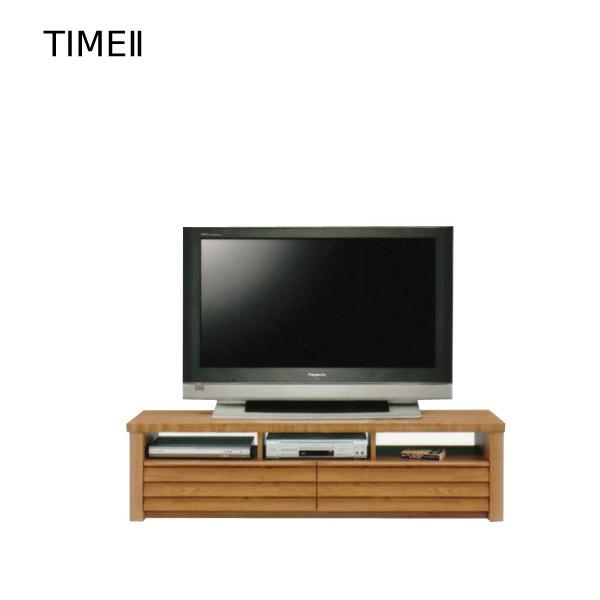 TVボード 幅158 TV台 タイム2 158TV バースピーカー対応/AVボード/木製/テレビ台 【送料無料】