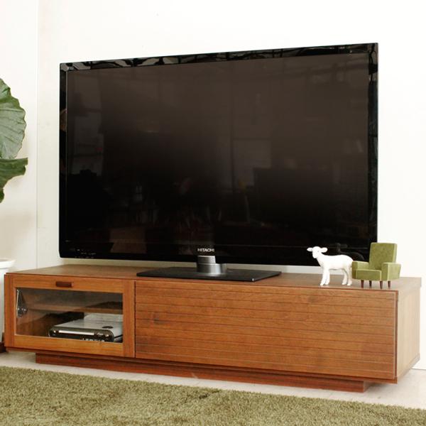 テレビボード テレビ台 ローボード 【エフィーノ 130ローボード】 130cm幅 TVボード 木製