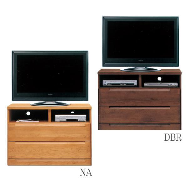 テレビ台 TVボード 【スカーレット 105 AVチェスト】 幅105.3 選べる2色 国産 木製 フルオープンレール付 厚底 リビング