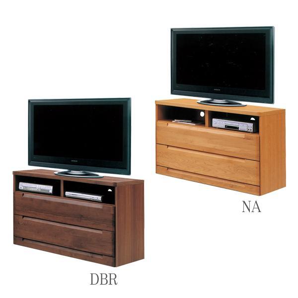 テレビ台 TVボード 【スカーレット 120 AVチェスト】 幅120.3 選べる2色 国産 木製 フルオープンレール付 厚底 リビング