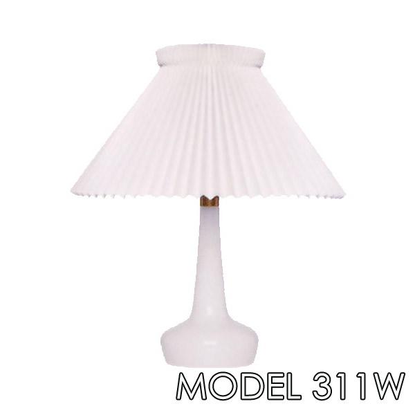 【照明 テーブルランプ】LE KLINT レ・クリント MODEL 311W 北欧 ノルディックデザイン デンマーク ハンドクラフト モダン 高級