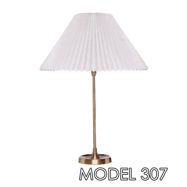 【照明 テーブルランプ】LE KLINT レ・クリント MODEL 307 北欧 ノルディックデザイン デンマーク ハンドクラフト モダン 高級