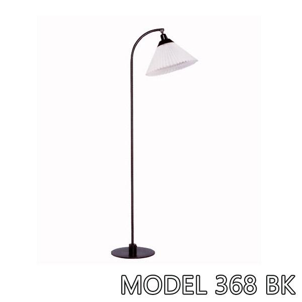 【照明 フロアランプ】LE KLINT レ・クリント MODEL 368 BK 北欧 ノルディックデザイン デンマーク ハンドクラフト モダン 高級