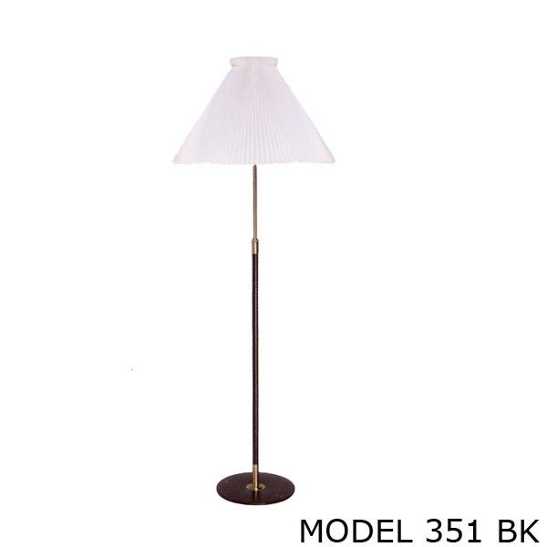 【照明 フロアランプ】LE KLINT レ・クリント 351 BK 北欧 ノルディックデザイン デンマーク ハンドクラフト モダン 高級