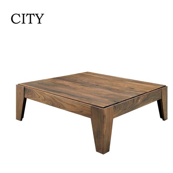 コーヒーテーブル ローテーブル センターテーブル リビングテーブル 木製テーブル CITYシリーズ 【C-50 105ローテーブル】 シティ/シンプルモダン/高級感/おしゃれ