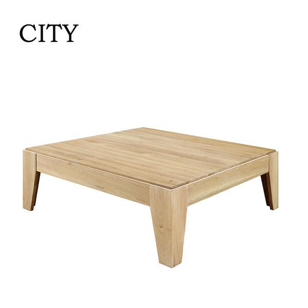 コーヒーテーブル ローテーブル センターテーブル 木製テーブル リビングテーブル CITYシリーズ 【C-51 105ローテーブル】 シティ/シンプルモダン/高級感/おしゃれ
