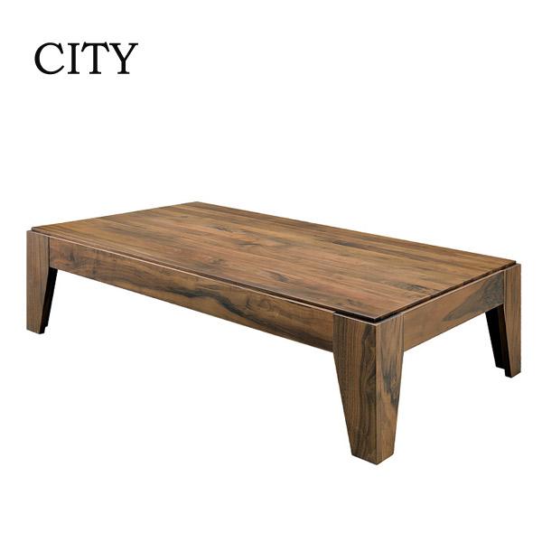 コーヒーテーブル ローテーブル CITYシリーズ 【C-52 135ローテーブル】 シティ/シンプルモダン/高級感/おしゃれ