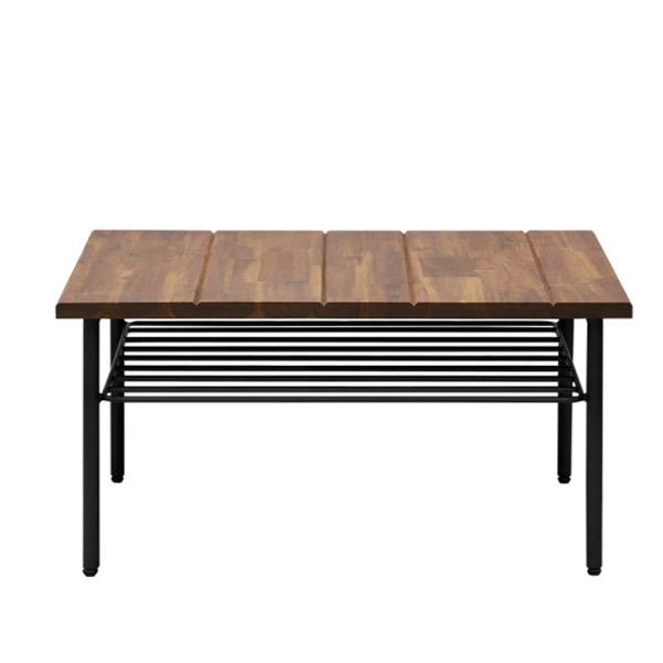 【リトル】センターテーブル 70 (MBR) アカシア シンプル おしゃれ