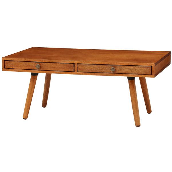 ローテーブル【RT-1392-90】INDUSTRIAL CALMA 幅90 リビングテーブル センターテーブル