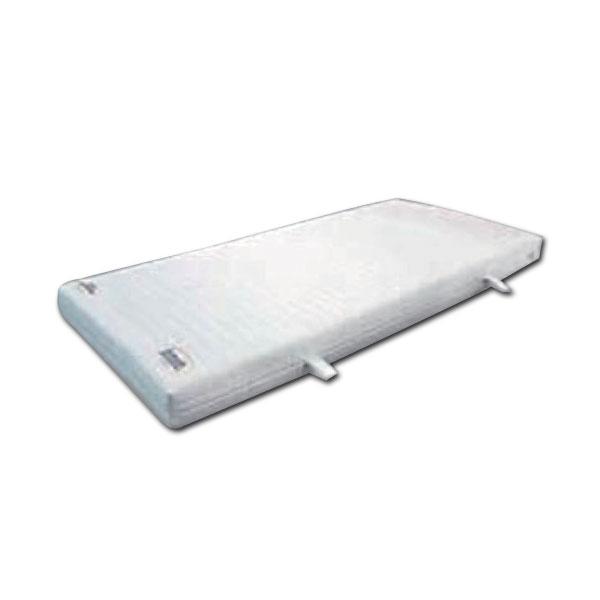 ラテックスマットレス 抜群の耐圧分散性 NEWスーパーベーシック Sサイズ 【送料無料】