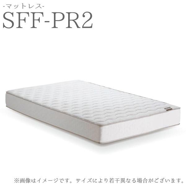 【受注生産】 マットレス ダブル 【SFF-PR2 マットレス Dサイズ】 ASLEEP アスリープ やわらかな寝心地 ファインレボ