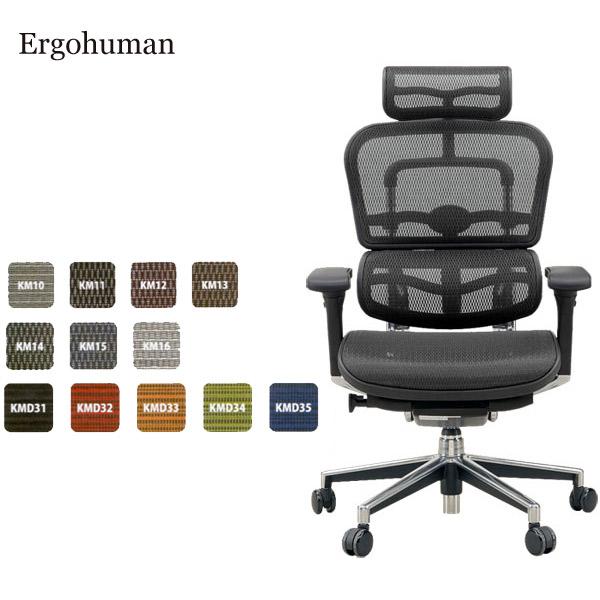 4/1限定カード決済&エントリーで最大P10倍!Ergohuman Basic エルゴヒューマン ベーシック 【EH-HAM ハイタイプ メッシュ】 チェアー 椅子 ワーキングチェア【送料無料】