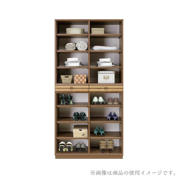 フリーラック 【アンジュ 87H】 棚 本棚 シューズボックス F☆☆☆☆ 国産 玄関収納 収納