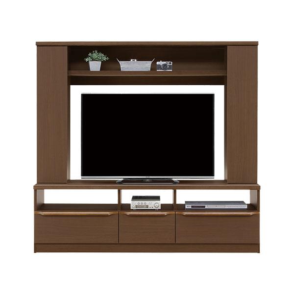 テレビ台 テレビボード 【ジャック 160ミドルTVボード】幅158.5cm 木製
