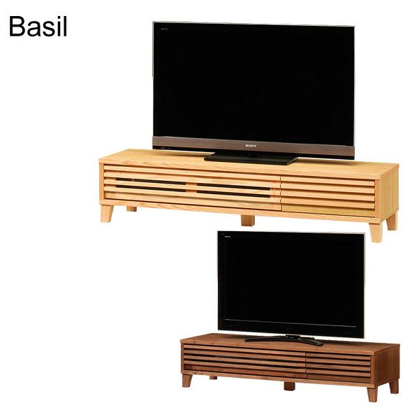 TVボード【バジル 153 TVボード Basil】テレビボード/TV台/テレビ台/リビング収納/ローボード/国産/日本製