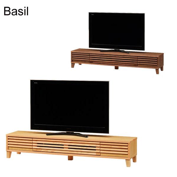 TVボード【バジル 180 TVボード Basil】テレビボード/TV台/テレビ台/幅180/リビング収納/ローボード/国産/日本製