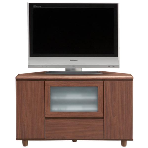 【ブリーズ 110コーナーTVボード(H)】 テレビボード テレビ台 TV台 コーナーボード リビング収納/AV収納/コーナー