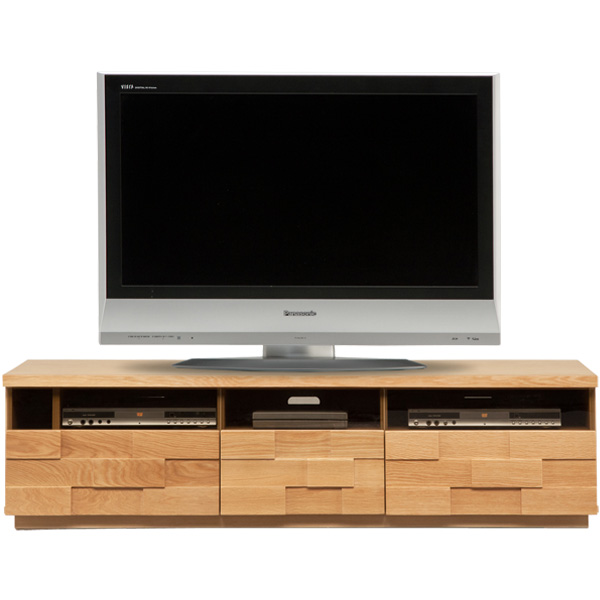 TV台【アングル 165TVボード】幅165 TVボード テレビボード テレビ台 ローボード