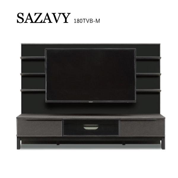 SAZAVY(サザビー) 180TVB-M テレビボード リビングボード 高級感