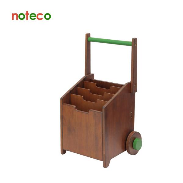 noteco 線引きボックス【NOR-2940BR】ノッテコ 子供家具シリーズ シンプル 懐かしい 天然木 ボックス 収納