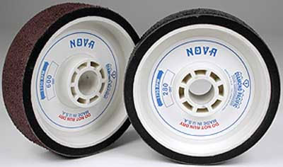 *Polishing wheel for Lapidary天然石研磨機用 ホイール #1200: Nova resin bond