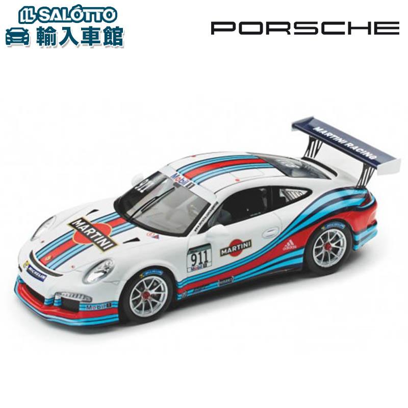 【 ポルシェ 純正 クーポン対象 】 モデルカー 911 GT3 cup マルティーニ・レーシング 991 スケール 1:43 CARRERA Martini カレラカップMinichamps社又はSPARK社製 ミニカー トイカー Porsche Design