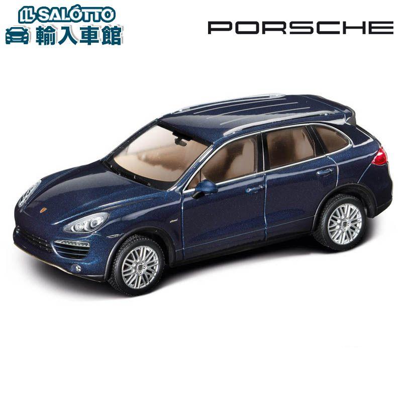 【 ポルシェ 純正 クーポン対象 】 モデルカー カイエン ディーゼル スケール 1:43 CAYENNE DIESELMinichamps社又はSPARK社製 ミニカー トイカー Porsche Design