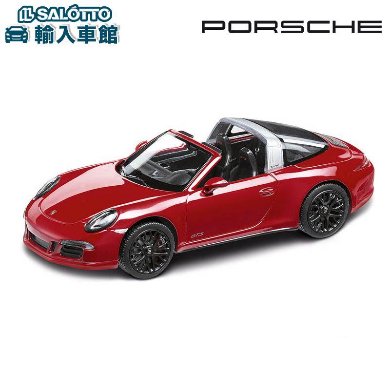 ポルシェ アクセサリー ポルシェデザイン グッズ 純正 最新アイテム モデルカー 911 格安 タルガ4 オリジナル トイカー スケール Porsche ミニカー シュコー社製 1:43 GTS