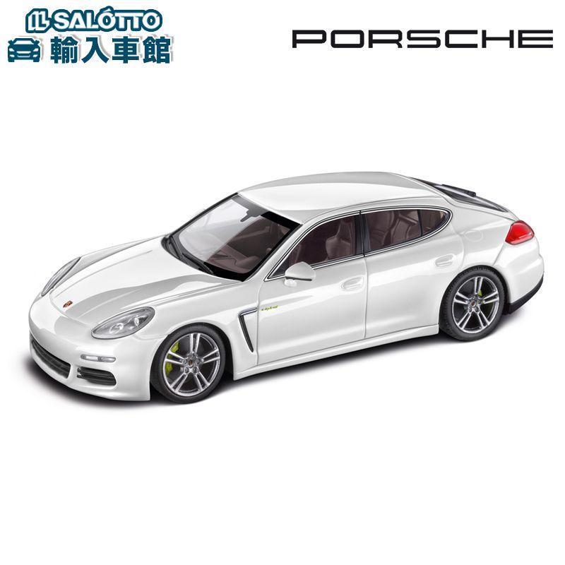【 ポルシェ 純正 クーポン対象 】 モデルカー パナメーラS E-ハイブリッド スケール 1:43 PANAMERA HYBRIDMinichamps社製 ミニカー トイカー アクセサリー Porsche Design