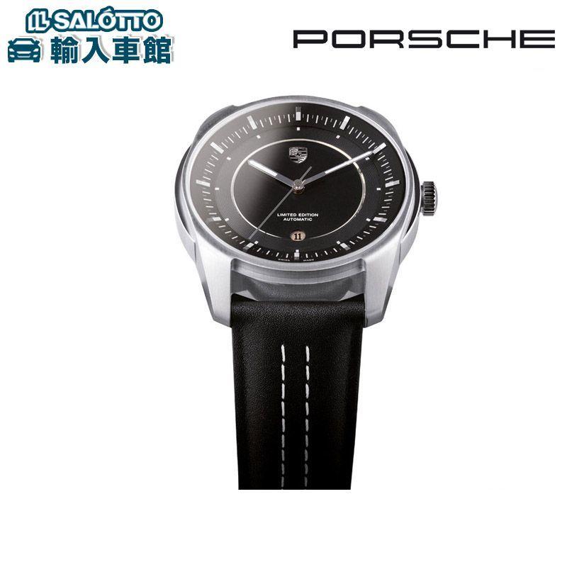 【 ポルシェ 純正 クーポン対象 】 オートマチックウォッチ プレミアムクラシック リミテッドエディション1911個限定生産片面反射防止コーティングのかかったサファイアガラス 時計 腕時計 ウォッチ