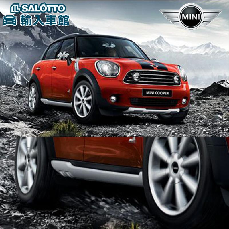 【BMW MINI 純正 クーポン対象】 オフ・ロード・デザイン・キット/サイド※対象車両:~2014.7生産のONE / COOPERCROSSOVER クロスオーバー(R60)