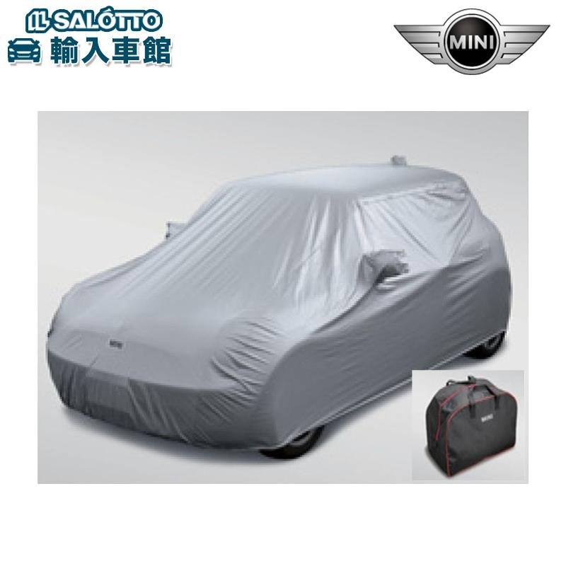 【BMW MINI 純正 クーポン対象】ボディーカバー [ 防炎タイプ ] / 適合:CROSSOVER クロスオーバー F60 / ボディカバー ボディ