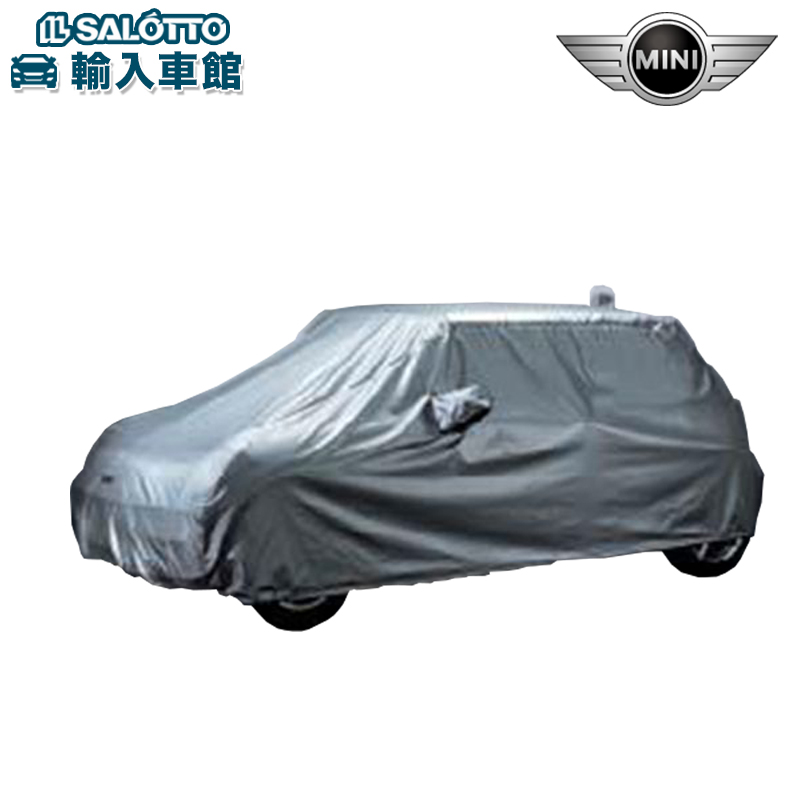 【 MINI 純正 クーポン対象 】 ボディー・カバー起毛タイプR50 R53 ミニ クーパー クーパーS 標準車 スポイラー装備車 3ドア 初代クーパー