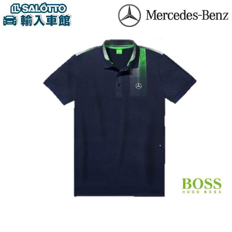 【 ベンツ 純正 値引クーポン対象 】 HUGO BOSS メンズポロシャツ ゴルフ golf ゴルフ用品 コンペ 景品 などにも※この商品はドイツサイズのためワンサイズ小さめをお勧めいたします。