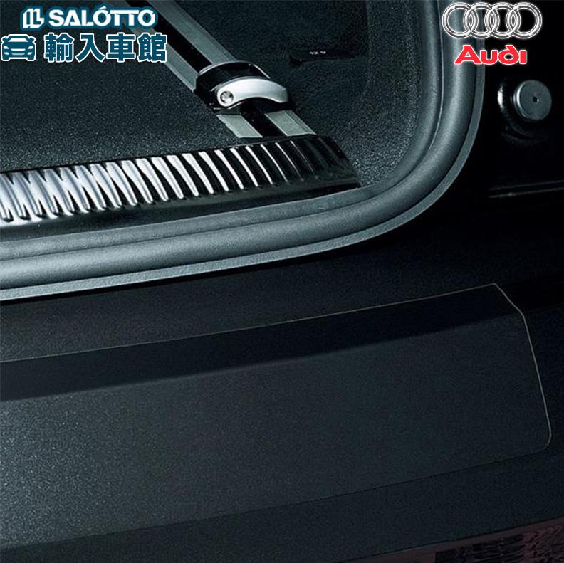 アウディ アクセサリー パーツ AUDI 純正 A6 F2 4A リア バンパー リヤ 期間限定特別価格 透明 2019年3月~ ハッチゲート フィルム 期間限定特価品 トランクリッド 保護 オリジナル セダン 開口部バンパー保護