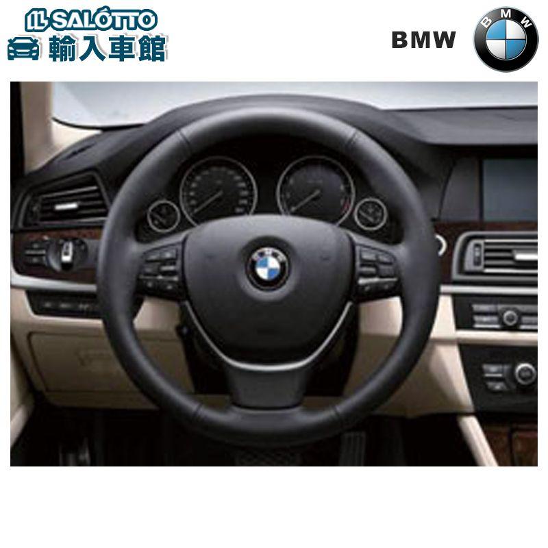 【 BMW 純正 クーポン対象 】 マルチファンクションスポーツレザーステアリングホイール ハンドル 5シリーズ セダン F10 ツーリング F11 ※M5を除く/ステアリング・ヒーター装備車用